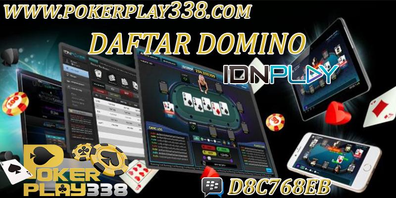 DAFTAR DOMINO IDN PLAY