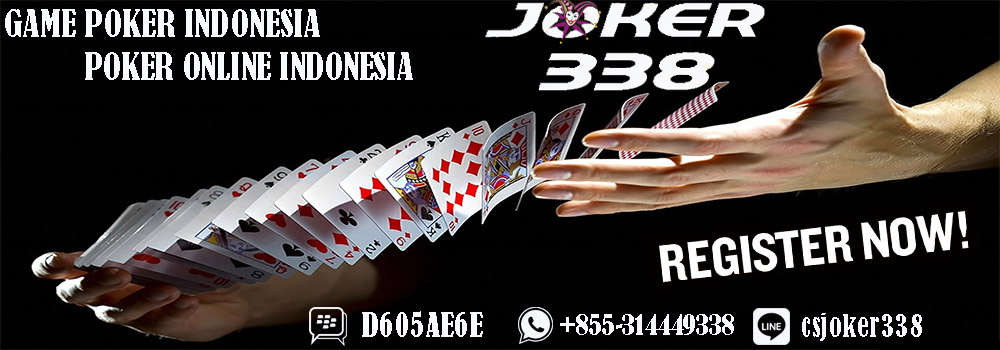 Game-poker-indonesia
