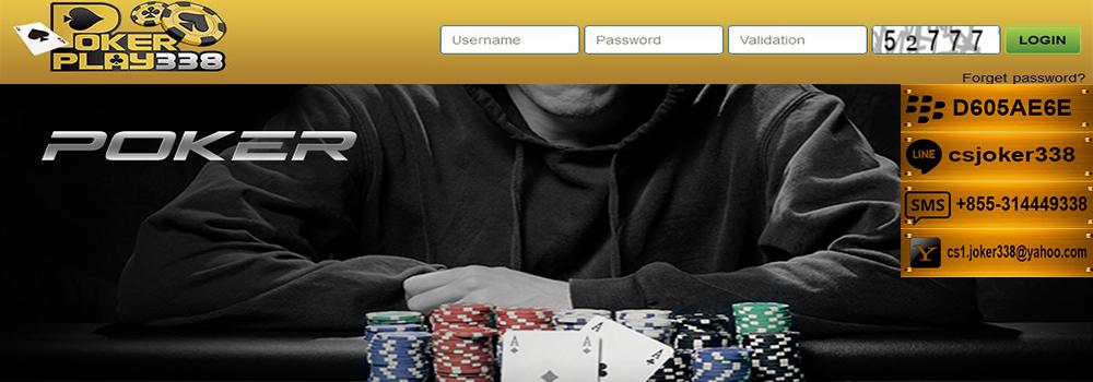 Login IDN Poker